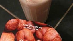 Milkshake epeautre noisette