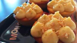 Tartelettes au citron et amandes