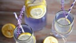 Limonade de lavande