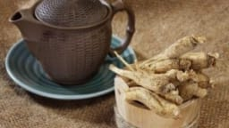 Infusion de ginseng