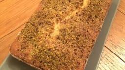 Mon gâteau aux abricots et basilic