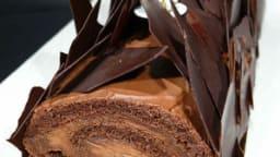 Bûche Illanka tout Chocolat