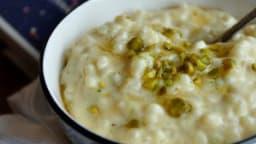 Riz au lait aux épices de Sabrina Ghayour