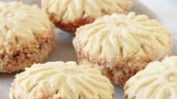 Biscuits secs fondants