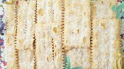 Chiacchiere ou bugnes italiennes