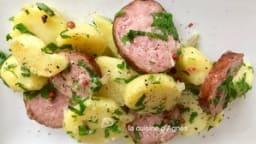 Pommes de terre à la morteau