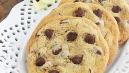 Cookies aux pépites de chocolat par Pierre Hermé