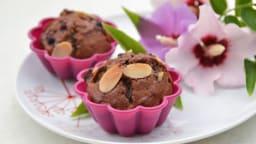 Mini cakes à la confiture de sureau et gingembre confit