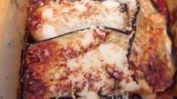 Aubergines à la parmigiana d'après Jamie Oliver