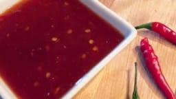Sauce douce épicée