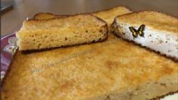 Gâteau semoule