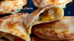 Empanadas aux noix de saint jacques