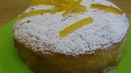 Gâteau à la crème ultra moelleux
