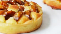 Tartelettes amandine à la mirabelle