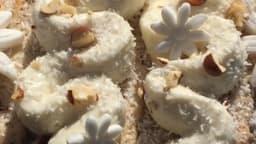 Ganache montée noix de coco