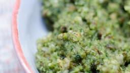 Pesto aux noisettes