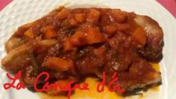 I pittinicchi à la sauce tomate