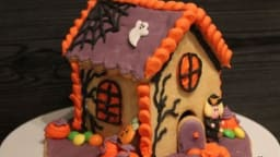 Ma maison d'Halloween