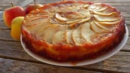 Gâteau 5.4.3.2.1 aux pommes
