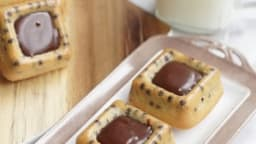 Tigrés chocolat de Cyril Lignac
