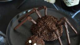 Araignées au chocolat