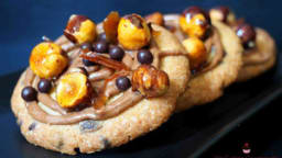 Cookies praliné