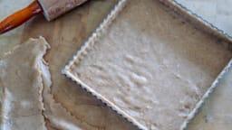 Pâte sablée à la cannelle
