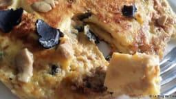 Omelette Rossini