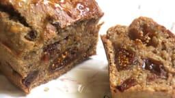 Muffins santé aux figues