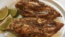 Poulet grillé Tikka Masala