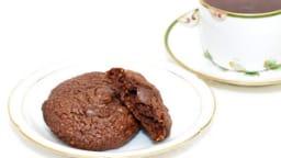 Cookies au chocolat, noix de pécan et graines de courge
