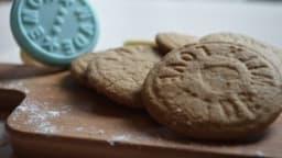Mes biscuits à la vanille