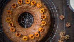 Gesundheitskuchen façon carrot cake