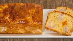 Cake à la saucisse et à la courge butternut