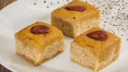 Basboosa, gâteau à la semoule