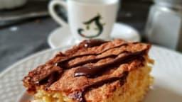 Pan d'arancio gâteau sicilien trop bon