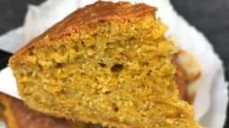 Gâteau butternut et cannelle