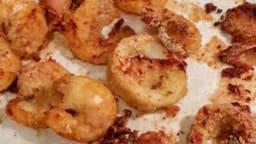 Calamars frits au four