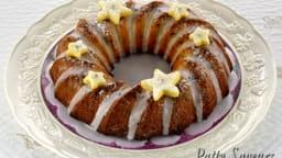Bundt cake d'hiver aux fruits confits