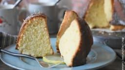 Gâteau moelleux au citron mascarpone