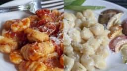 Comment faire des gnocchi italiens
