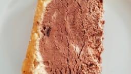 Semifreddo au torroncino et chocolat