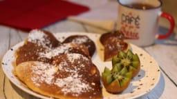 Pancakes au skyr