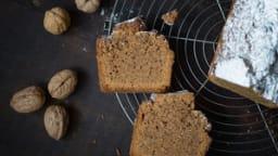 Gâteau alsacien au café et aux noix