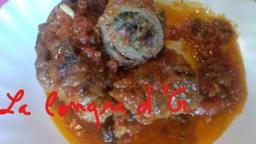 Roulés de viande de bœuf à la sicilienne