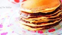 Pancakes sans oeufs, sans lait et sans beurre