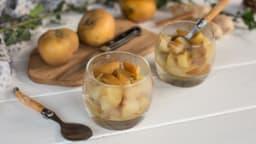 Pommes moches au gingembre