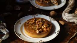 Tartelettes au caramel de miel
