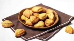 Cottage Cheese cookies – Contes et Délices