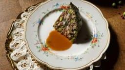 Cochon en feuilles de chou à la mode de Grasse